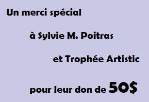 don Trophée Artistic
